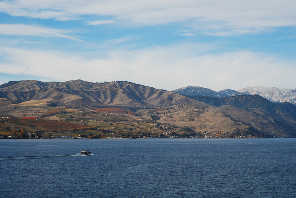 photo of Lake Chelan
